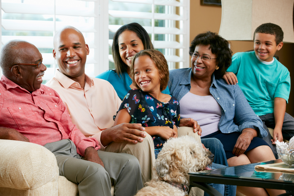 Generations - African American Family