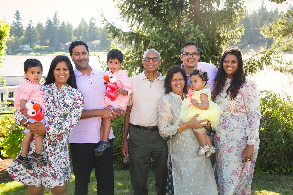 Inside Philanthropy family photo