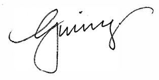 Virginia Esposito signature