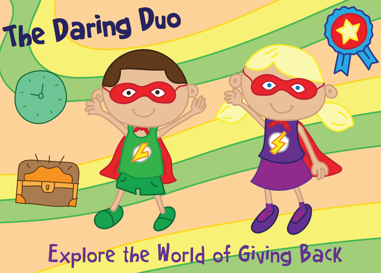 The Daring Duo book cover