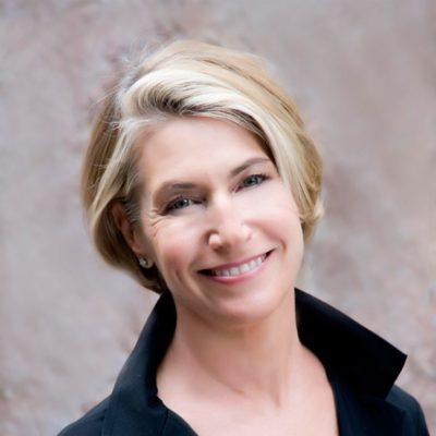 "Caroline ""Carrie"" Avery, President of the Durfee Foundation"