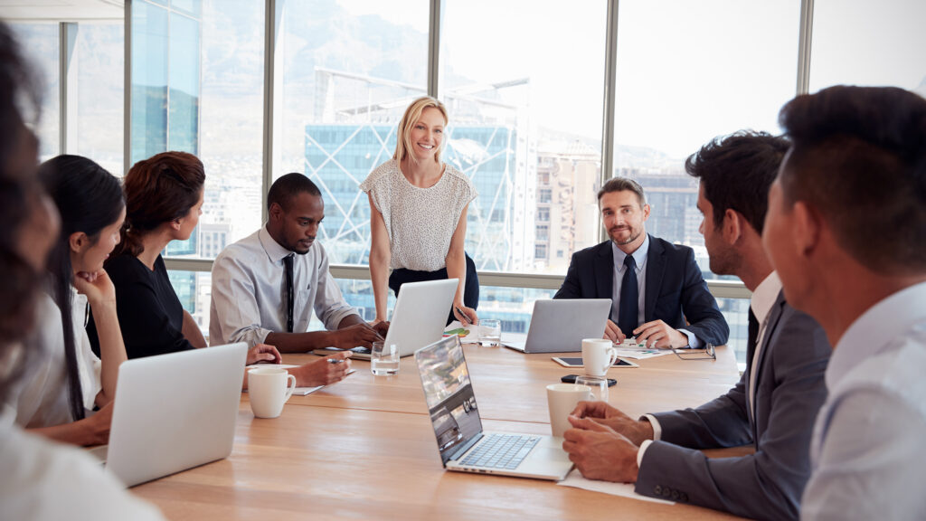 board room, board meeting