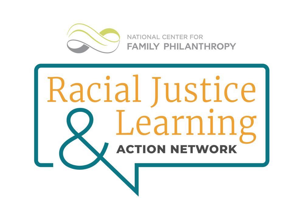 Racial Justice LAN logo